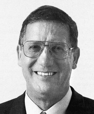 Michel Pittet, ancien Conseiller d'Etat