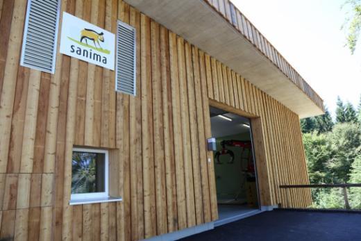 Entsorgung tierischer Abfälle - Auftrag der Sanima