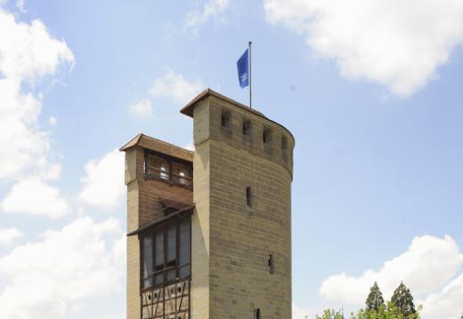 Stadtmauern, Türme und Schlösser der Stadt und des Kantons stehen im Jahr des Kulturerbes 2018 im Scheinwerferlicht
