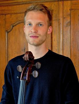 Un jeune violoncelliste lauréat de la bourse Pierre et Renée Glasson