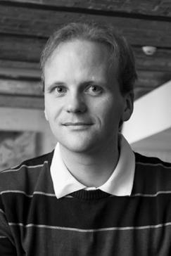 Thomas Kadelbach erhält ein Stipendium zur Förderung literarischen Schaffens