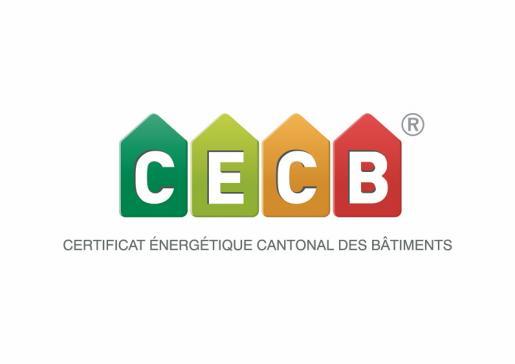 CECB : certificat  énergétique des bâtiments