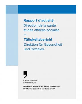 Tätigkeitsberichte des Schulzahnpflegedienstes