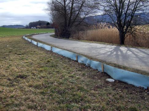 Barrières à batraciens
