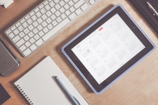 Comment se fabriquent les calendriers scolaires?