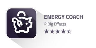 Application Energy Coach