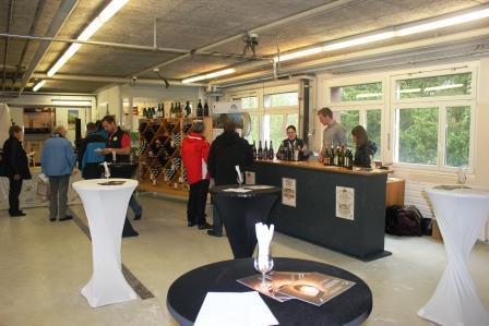 Dégustation d'automne des vins de l'Etat - 07 et 08 septembre 2018