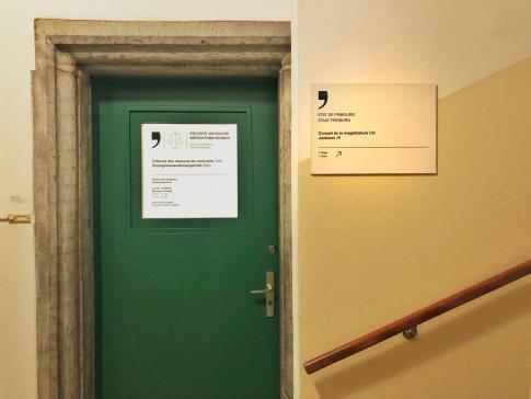 Départ à la retraite de M. Michel Wuilleret, juge des mesures de contrainte