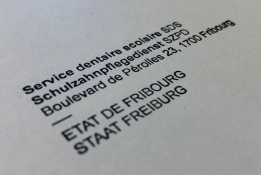 Organigramm des Schulzahnpflegediensts SZPD