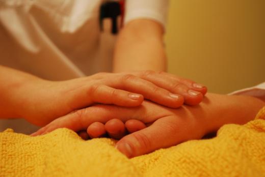 Gesundheitliche Betreuung zu Hause