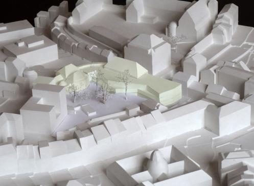 Aus- und Umbau der Kantons- und Universitätsbibliothek