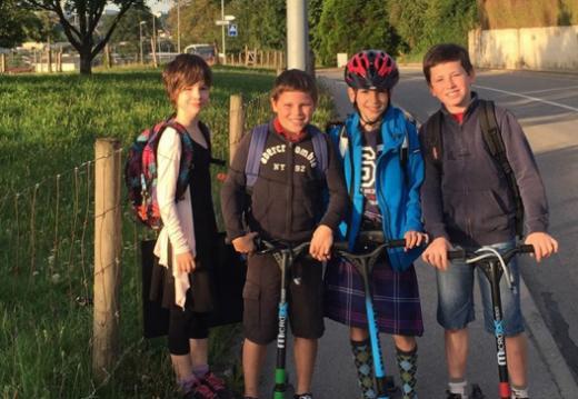 Rentrée : 46 754 élèves sur les bancs de l'école fribourgeoise