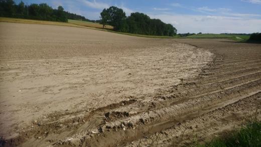 Érosion des sols agricoles