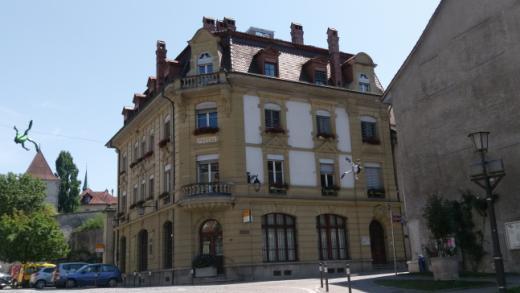 Tribunaux d'arrondissement de la Broye et de la Gruyère