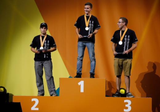 Huit médailles fribourgeoises aux SwissSkills