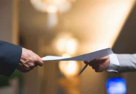 Formulaire relatif à la remise de comptabilité
