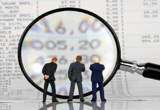 Formulaires relatifs à la vérification des comptes