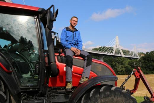 Bilinguisme dans la formation agricole à Grangeneuve