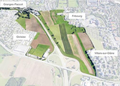 Der Steuerungsausschuss nimmt die nächsten Etappen des Projekts Chamblioux-Bertigny zur Kenntnis