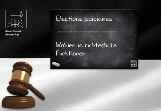 Elections judiciaires