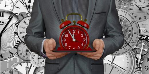 Verwaltung der Arbeitszeiten und der Abwesenheiten im StPG