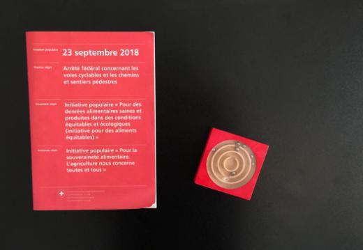 Votation populaire du 23 septembre 2018