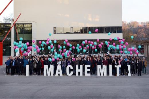 """Projekt """"I mache mit!"""" 2015-2017"""