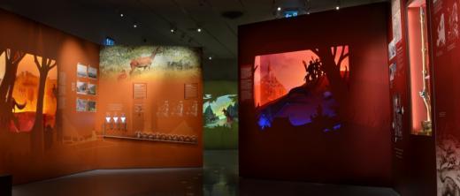 L'exposition du MHNF, Loup - De retour parmi nous, poursuit son voyage à travers la Suisse