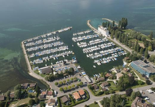 Konzession für den Betrieb des Bootshafens von Estavayer: Der Staatsrat entscheidet sich für den Vorschlag der Gemeinde