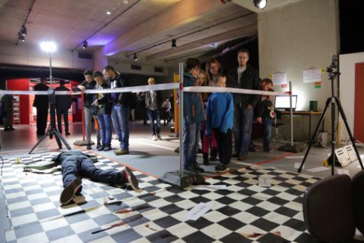 Un public nombreux pour les portes ouvertes de la police !