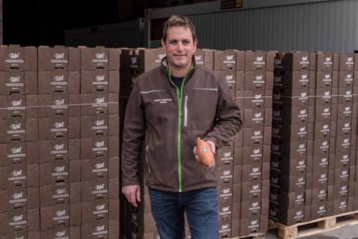 « Batati – Patates douces suisses » obtient le Prix de l'innovation agricole 2018