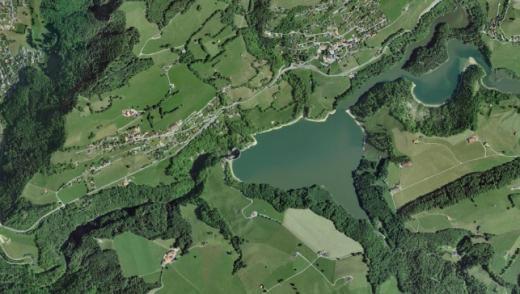 Anlegung des eidgenössischen Grundbuches der Gemeinde Châtel-sur-Montsalvens