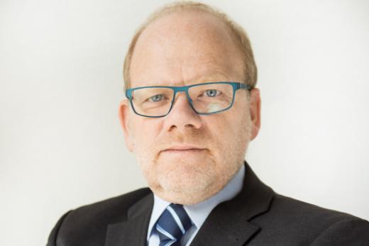 Jean-Luc Mossier, Direktor der Wirtschaftsförderung Kanton Freiburg, wird «Beauftragter für strategische Projekte»