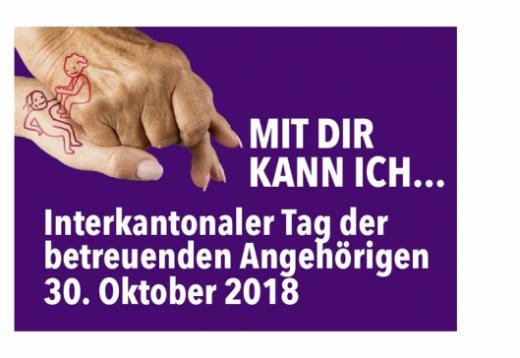 Tag der betreuenden Angehörigen vom 30. Oktober 2018