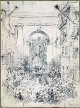 Geschichte des Museums für Kunst und Geschichte