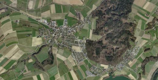 Etablissement du registre foncier fédéral de la commune de Gurmels, lot 8
