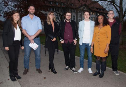 Höhere Fachschulen von Grangeneuve : 15 neue Diplomanden