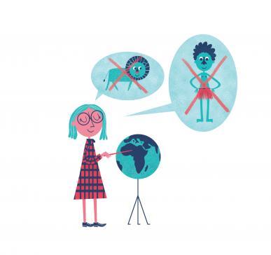 Lehrmittel «Der Blick des Andern»: neues Rassismuspräventions-Werkzeug für die Schule