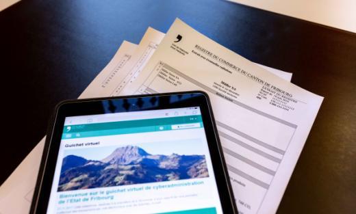Online Bestellung von Handelsregisterauszügen
