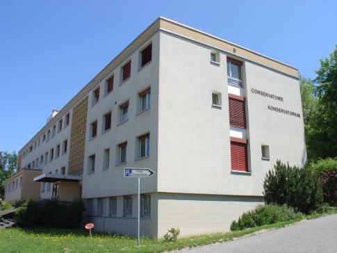 Parking des Konservatoriums