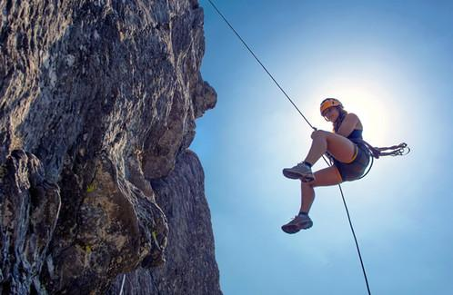 Camps Escalade et aventure
