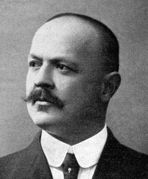 Joseph Chuard, ancien Conseiller d'Etat