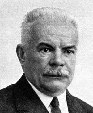 Victor Buchs, ancien Conseiller d'Etat