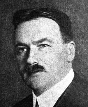 Emile Savoy, ancien Conseiller d'Etat