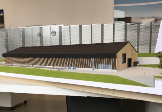 Une nouvelle ferme-école pour assurer une formation professionnelle de qualité à l'Institut agricole de Grangeneuve