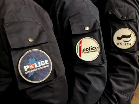 Eröffnung 2019 der Schulen des Interregionalen Polizei-Ausbildungszentrums (IPAZ)