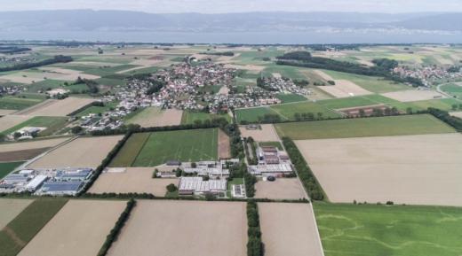 Le Conseil d'Etat développe sa stratégie agroalimentaire et investit à Saint-Aubin