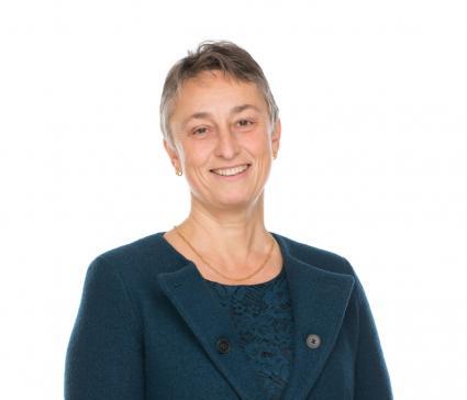 Marie Garnier, ancienne Conseillère d'Etat