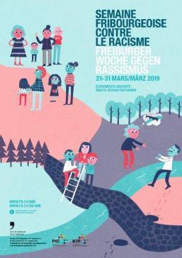 Le thème des frontières sera au cœur de la Semaine fribourgeoise contre le racisme