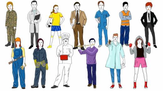 Besuchen Sie den Stand der Gleichstellung am start! Forum der Berufe 2019